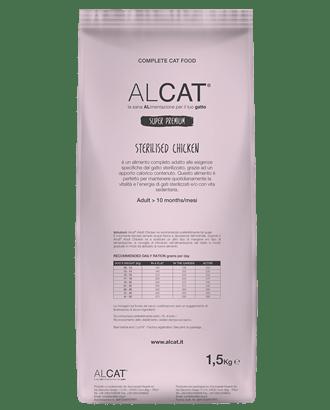 ALCAT Sterilised chicken 1,5kg retro-01